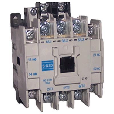 自动化交流接触器接线图